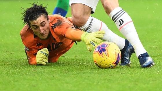 Sassuolo, favola Turati: ''Troppe emozioni, Buffon mi ha fatto i complimenti''