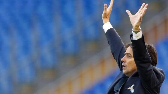"""Lazio, Inzaghi: """"Continuiamo così e con la Juve ce la giocheremo"""""""