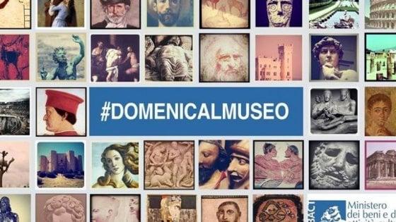 Boom di visitatori per la domenica gratuita nei musei italiani