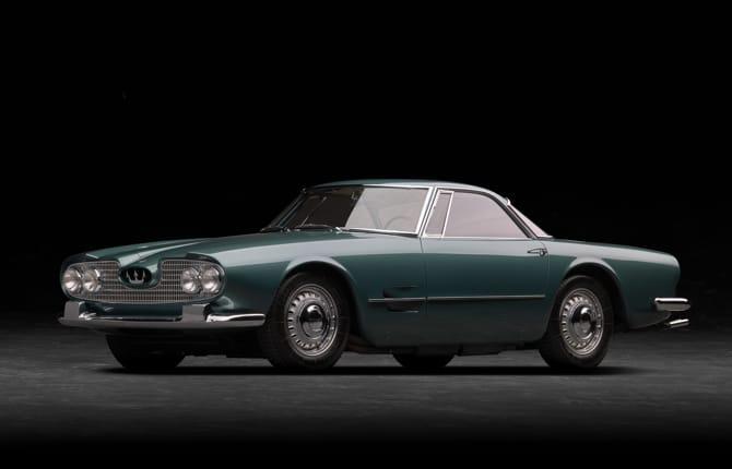 Maserati 5000 GT, un'auto da mille e una notte