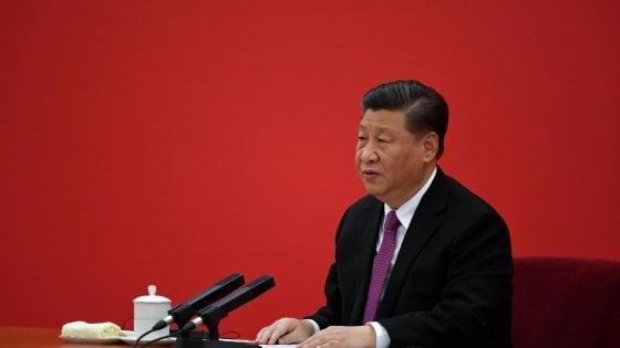 Prime sanzioni di Pechino contro gli Usa dopo il sostegno di Washington alla protesta di Hong Kong