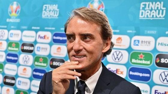Nazionale, Mancini: ''Gruppo delineato, se poi uscisse un altro Paolo Rossi...''
