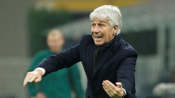 """Atalanta, Gasperini si fida del City: """"Futuro in Champions nelle nostre mani"""""""