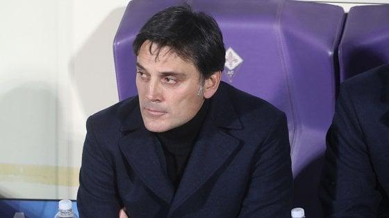 La Fiorentina cerca il riscatto in coppa Italia. Montella: ''Tanta rabbia in corpo''
