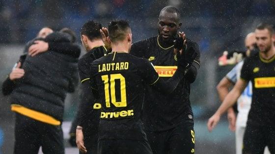 Inter, Marotta: ''Conte un vincente, sa tirare fuori il massimo. Lautaro? Non è tempo di rinnovo''