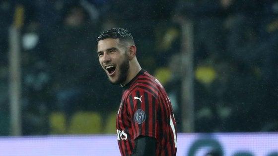 Milan, l'uomo in più di Pioli: è Theo Hernandez il vero goleador