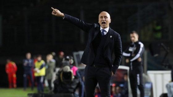 Brescia, l'avventura di Grosso è già finita: torna Corini
