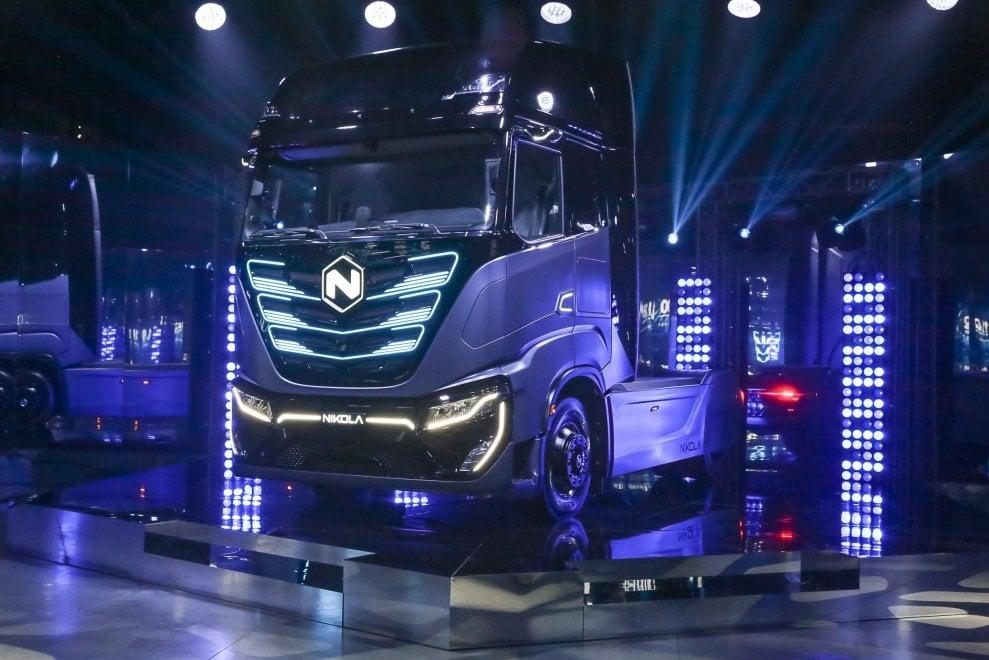 Da Iveco il primo camion elettrico costruito in Europa