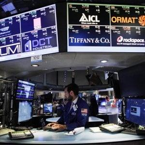 Trump allontana l'accordo con la Cina, Borse in calo