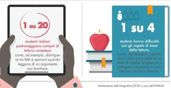Scuola, rapporto Ocse-Pisa: solo uno studente su 20 sa ...