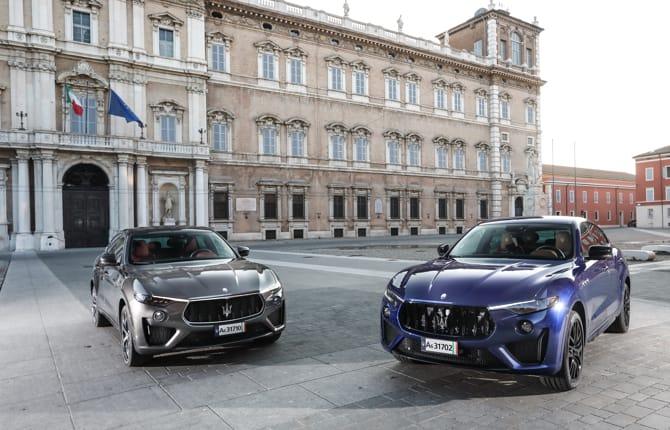Maserati 105 anni di passione