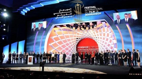 Festival di Marrakech, parata di star per dodici opere prime in gara, e c'è anche 'Sole' di Carlo Sironi