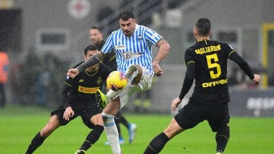 Inter, non solo entusiasmo: Gagliardini si fa male, salta Roma e Barcellona
