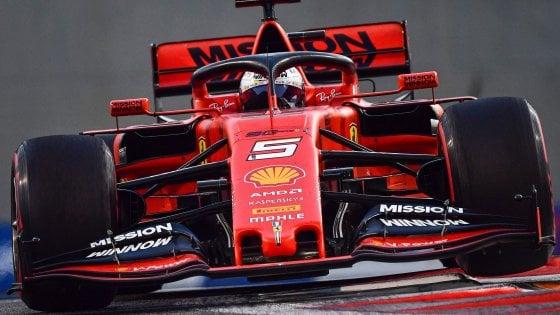F1, test Abu Dhabi: Bottas davanti a Vettel nella prima giornata