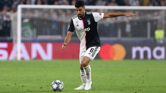 Juventus, per Sarri un problema in più: Khedira sarà operato