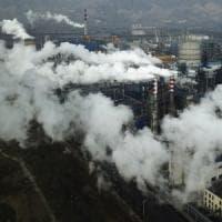 Rallenta la crescita di emissioni di CO2 da carbone ma aumentano quelle da gas naturale