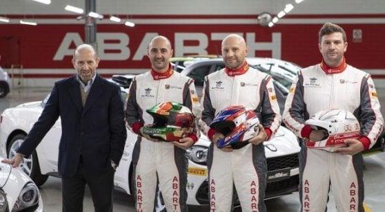 Abarth 124 rally, di corsa verso la leggenda