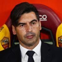 Roma, Fonseca: ''Con l'Inter una grande opportunità, Dzeko ci sarà''