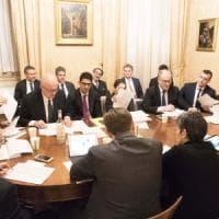 """Manovra, Conte: """"La recessione è scongiurata"""". I 5S: """"Abbiamo chiuso su tutto"""" . Spunta..."""