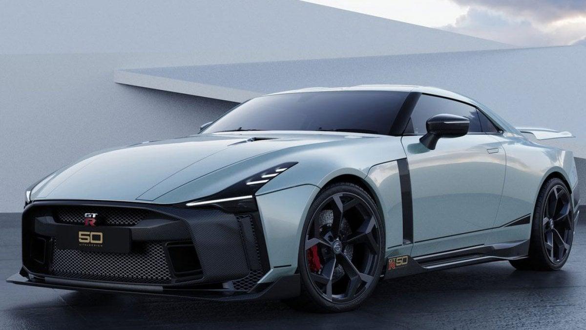 Nissan GT-R50, il sogno dell'Italdesign diventa realtà