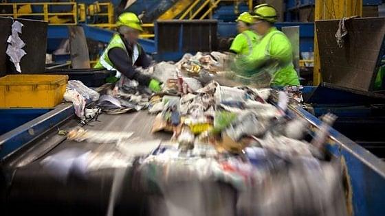 Italia terza in Europa per riciclo di imballaggi