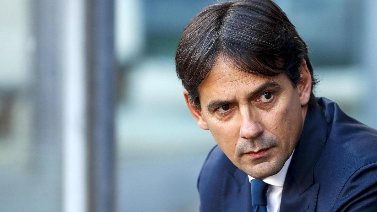 """Lazio, Inzaghi: ''Juve è la più forte, ma noi siamo i più in forma""""'"""