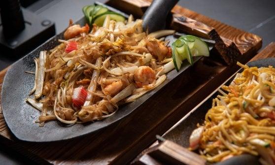 Dal Giappone alla Thailandia, viaggio in Oriente al Goki Sushi Experience