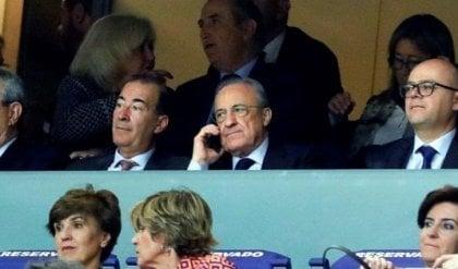 Il nuovo piano di Florentino Perez: un campionato solo per le stelle