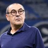 """Sarri: """"Lazio forte, può inserirsi nella lotta scudetto"""""""