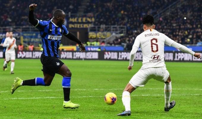 Inter fermata dalla Roma: 0-0, primato a rischio