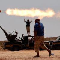 """Gli Usa: """"Nostro drone abbattuto in Libia dai russi"""""""