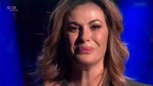 """""""La perfezione non esiste"""": le lacrime di Vanessa Incontrada"""