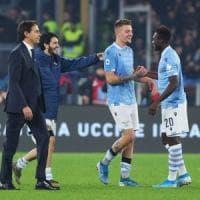 Lazio-Juventus 3-1: biancocelesti super, primo tonfo per i bianconeri