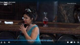 Tosca, la classe di Netrebko e Salsi dopo lerrore del soprano alla Scala