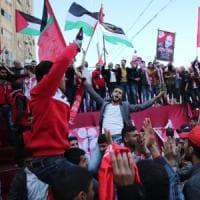 Gaza, bombardamenti israeliani in risposta a razzi di Hamas