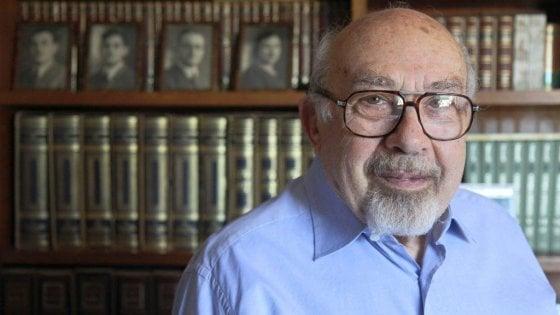 """Addio a Piero Terracina, tra gli ultimi sopravvissuti di Auschwitz. Il ricordo di Mattarella e Segre. """"Testimone instancabile"""""""