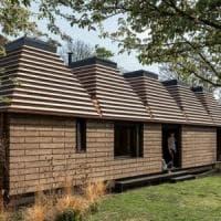 """In Gran Bretagna la prima casa di sughero. """"Resistente, naturale e sostenibile"""""""
