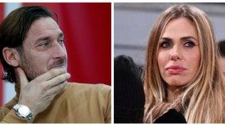 """Totti e la dichiarazione d'amore a Ilary: """"E ora il quarto figlio"""""""