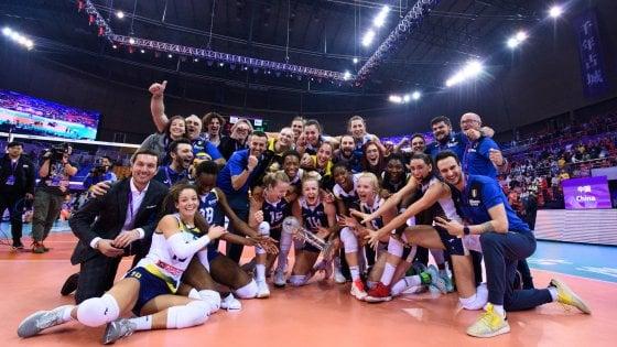 Volley, donne: Egonu affonda l'Eczacibasi, Conegliano campione del mondo