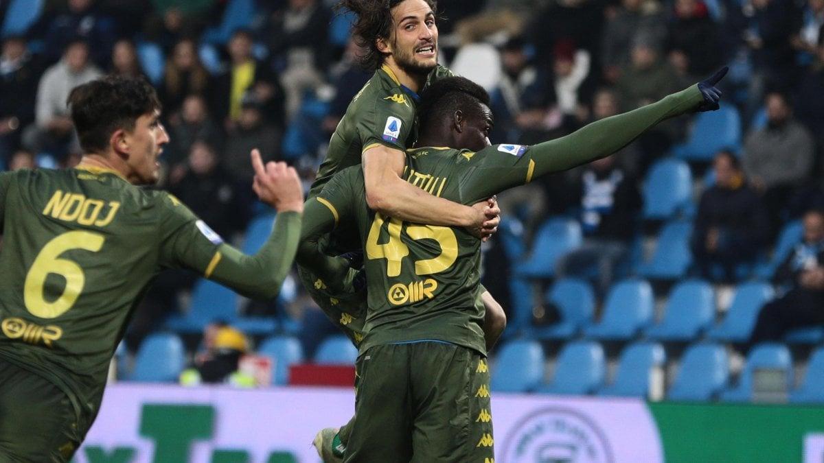 Spal-Brescia 0-1: Balotelli stavolta è decisivo. Petagna, altro rigore ...