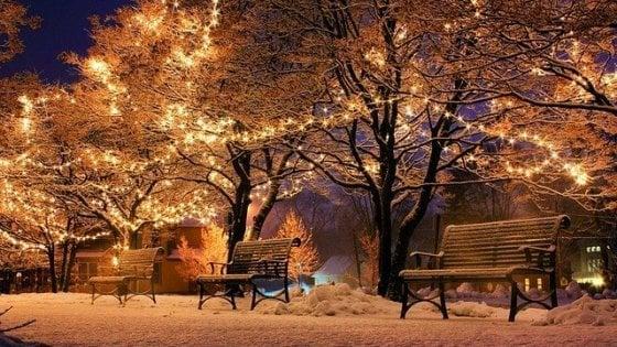 Crisi climatica, in Germania pronti a rinunciare alle luci del Natale