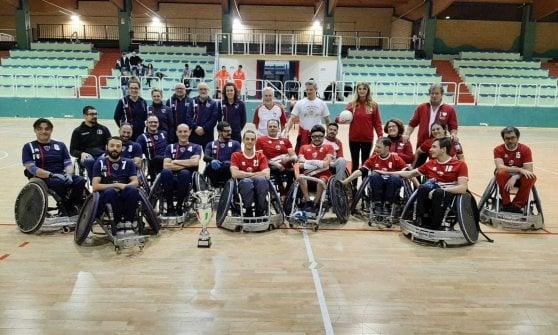 Rugby La palla ovale parla padovano: ai veneti anche la prima Coppa Italia di Wheelchair Rugby