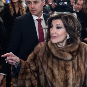 La presidente del Senato, Maria Elisabetta Alberti Casellati