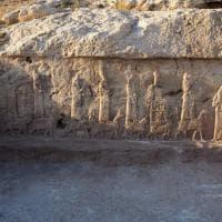 Iraq, i rilievi assiri di Faida