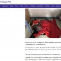 Regno Unito, gaffe di Johnson: ignora la foto di un bimbo malato