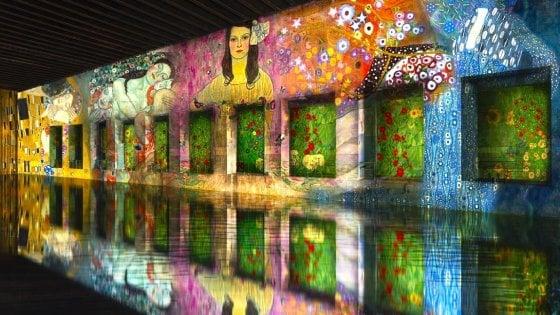 Da bunker a museo d'arte digitale. A Bordeaux il rifugio bellico scopre la luce