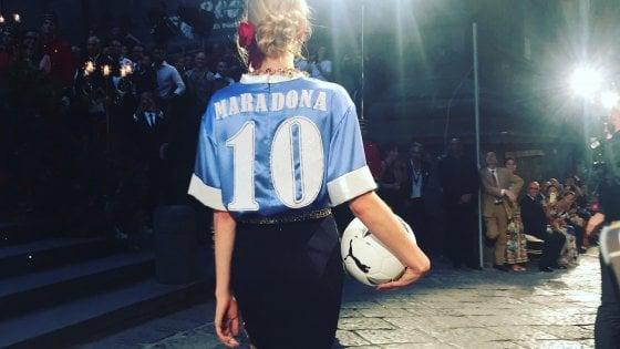 Maradona segna anche in tribunale: vinta la causa contro Dolce & Gabbana