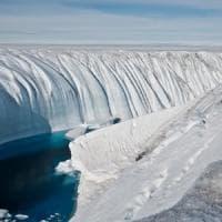 Aumenta ancora lo scioglimento dei ghiacchi della Groenlandia