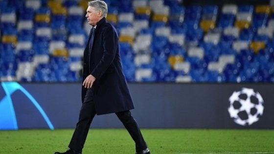 Napoli, esonerato Ancelotti: al suo posto Gattuso