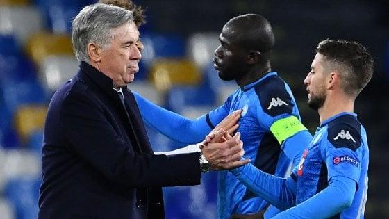 Napoli, da Insigne ad Allan: ''Grazie Ancelotti''. Oggi primo allenamento di Gattuso